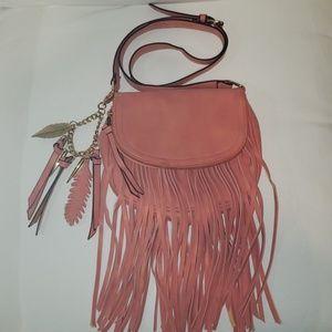 Aldo Pink Crossbody Bag